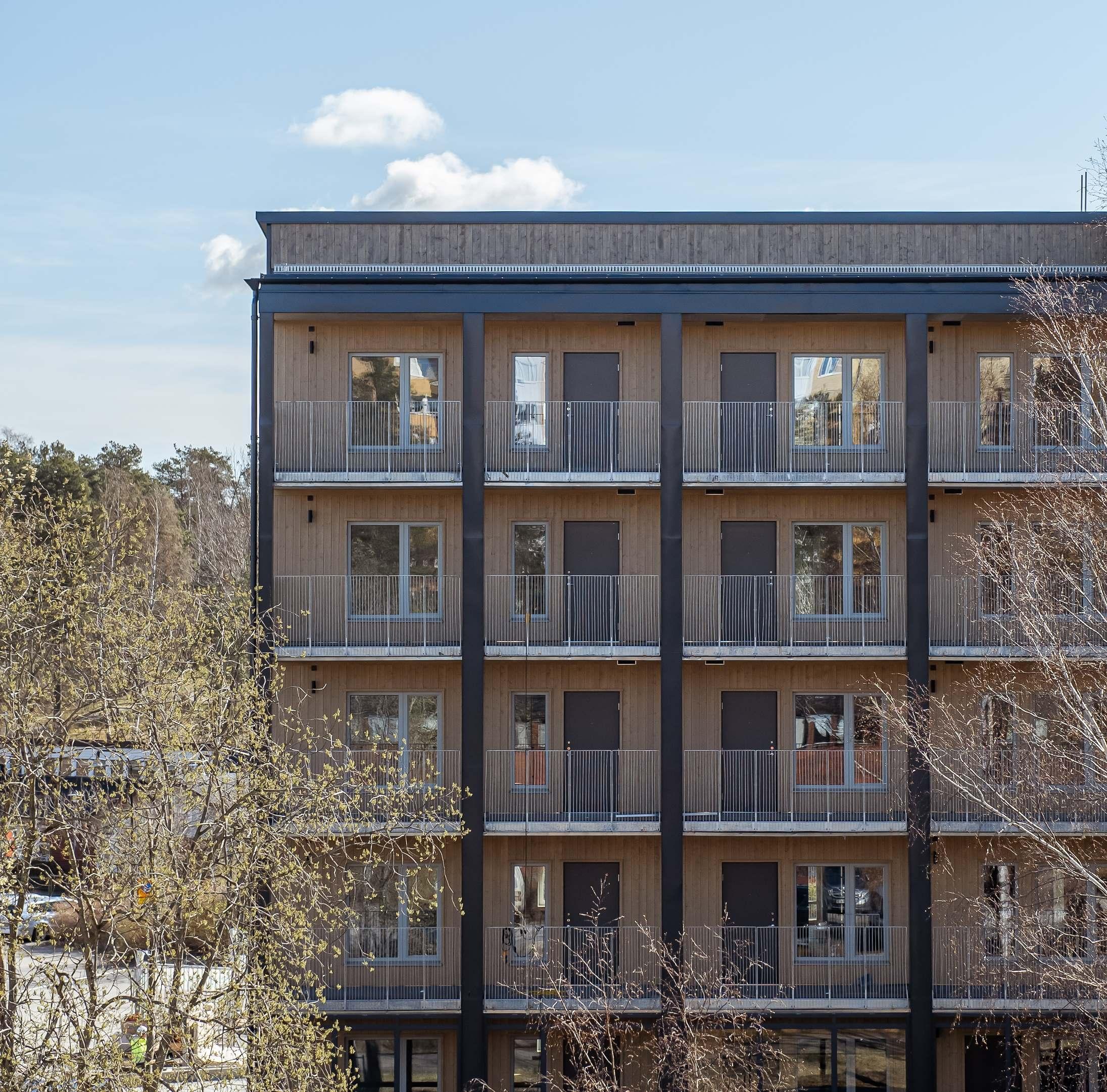 Lediga lägenheter i Haninge