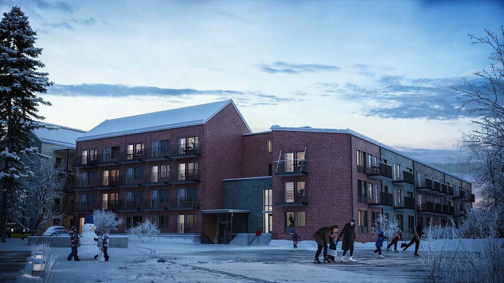 Ledig lägenhet i Luleå